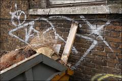Cos (Alex Ellison) Tags: urban graffiti boobs graff ac gs southlondon cos cosa throwup dds allcity throwie gullyside