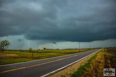 Kansas Storm Chasing at Alta Vista, KS (Nanner Hogger) Tags: cloud storm rain weather tornado meteorology stormchasing tornadic tornadowarning stormchaser severethunderstorm tornadoalley severethunderstormwarning tornadochasing stormspotter stormspotting