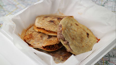 Pile of Gorditas from Gorditas Los  Tos Taco Truck in Des Moines Iowa (Tyrgyzistan) Tags: tacos mexicanfood tacotruck desmoines comidamexicana gorditas centraliowa eastgrandave trendyfoodtruck eastsidedesmoines iowamexican