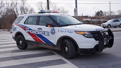 Toronto Police Service Unit 22S3 (Canadian Emergency Buff) Tags: toronto ontario canada ford lights police utility led policecar emergency services supervisor interceptor unit tpd tps torontopolice policedepartment policedept torontopoliceservices torontopolicedepartment 22s3
