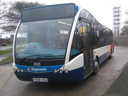 Stagecoach M&SL 25225 PX08 CSU