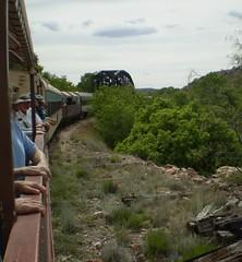 VERDE CANYON RR 2015 (AZ CHAPS) Tags: trestle arizona verde train perkinsville verdecanyonrr