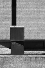 Brutal 3 (Andrew Malbon) Tags: bw sunshine architecture concrete 50mm blackwhite sigma portsmouth standard brutalism southsea foveon 50mmf28 fixedlens dp3 standardlens fixedfocallength dp3m sigmadp3