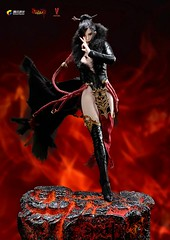 VERYCOOL TOYS VCF-DZS003 Raksa - 09 (Lord Dragon ) Tags: hot female toys actionfigure doll seamless verycool onesixthscale 16scale 12inscale