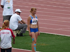 P1120221 (KU SAN LEE) Tags: beautiful team women european championships finn athlete izmir athletism