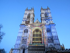 Lumiere London (Camera Travels - Please read my Profile. Happy to ) Tags: lighting london art westminster abbey lights lumiere