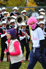 2015 Run for the Cure Showband Playing 1 (pokoroto) Tags: autumn people playing canada calgary for october run alberta cure 10 2015 calgarystampedeshowband showband     kannazuki   themonthwhentherearenogods 27