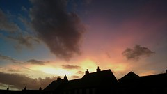 Storm Henry approaching.. (Wizard Snaps) Tags: storm clouds apocalypse preston nacreous stormhenry