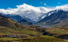 Alaska-13624 (Michael-Wilson) Tags: park alaska clouds national denali michaelwilson
