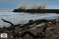 Criccieth (dawnjones680) Tags: waves criccieth