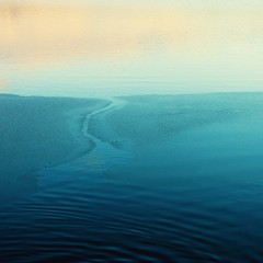 Finding Peace (eterem) Tags: winter lake abstract ice water square artistic teal fineart silence serene minimalism
