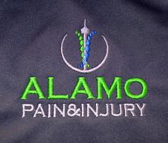 Alamo (Big Star Branding) Tags: star big pain embroidery injury customized custom poloshirt alamo embroidered branding embroider customembroidery custompolo bigstarbranding bigstarbrandingcom
