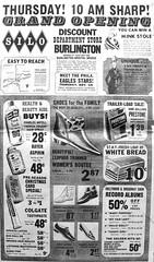 Silo Burlington NJ Grand Opening (JSF0864) Tags: burlington store discount ad silo advertisement opening