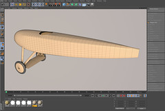 SPADXIII-WIP 5 (StratoArt) Tags: history 3d aircraft aviation military wwi cinema4d warbird biplane warplane spad xiii