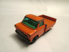 Ford Transit - Matchbox (dave_7) Tags: ford truck transit matchbox diecast