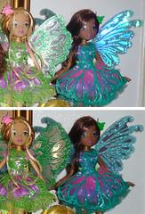 P1040497-P1040509_Winx_crop (applecandy spica) Tags: friends fashion butterfly flora doll dolls fairy fate fairies layla bestfriends aisha bambole fata bambola winx winxclub butterflix