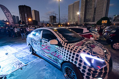 _DSC3337 (kramykramy) Tags: g4 mirage greenfield mph mitsubishi compact hatchback carshows subcompact 6thgen 3a92 miragepilipinas kenyos kenyoscrew