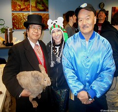 Dr. Takeshi Yamada and Seara (Coney Island Sea Rabbit) at the winter swimming event by the Coney Island Polar Bear Club at the Coney Island Beach in Brooklyn, New York on January 17 (Sun), 2015. merman. 20160117SunDSCN3486=-5025pC1. Laura. katsumi Iwasaki (searabbits23) Tags: winter ny newyork sexy celebrity art beach fashion animal brooklyn asian coneyisland japanese star yahoo costume tv google king artist dragon god cosplay manhattan wildlife famous gothic goth performance pop taxidermy cnn tuxedo bikini tophat unitednations playboy entertainer samurai genius donaldtrump mermaid amc mardigras salvadordali billclinton hillaryclinton billgates aol vangogh curiosities bing sideshow jeffkoons globalwarming takashimurakami pablopicasso steampunk damienhirst cryptozoology freakshow barackobama polarbearclub seara immortalized takeshiyamada museumofworldwonders roguetaxidermy searabbit ladygaga climategate