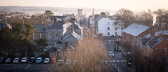20/366 View from The Roof - 366 Project 2 - 2016 (Helen) (dorsetpeach) Tags: winter cold frost view dorset 365 dorchester thekeep 2016 366 roff aphotoadayforayear thekeepmilitarymuseum 366project second365project england366project