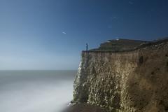 A sleepwalk too far (Alex Bamford) Tags: longexposure cliff sleepwalking cliffedge sleepwalk moonlightphotography hopegap