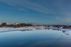 Lake Helluvatn (nurdug2010) Tags: winter lake snow reflection iceland sland snjr vetur speglun heimork canonef1635 canoneos5dmarkiii gudrunhauksdottir nurdugphotos hellurvatn