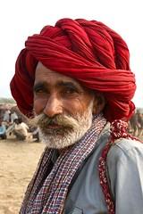 Rajasthan Man 4 (Simon Maddison LRPS) Tags: pushkar rajasthan