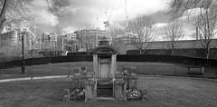 The Soane Mausoleum (IanAWood) Tags: urban stpancras walkingwithmynikon lbofcamden nikkorafs28mmf18g nikondf