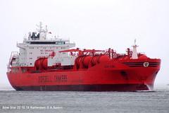 Bow Star (andreasspoerri) Tags: rotterdam singapore tanker bowstar stoczniastettin imo9215282