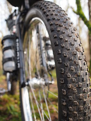 Bontrager Chupacabra (South Downs MTB Skills) Tags: exposure rusty 29 titanium revo travers gorillacage bikepacking alpkit tourdivide apidura freeparable