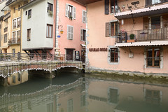 Le Lilas Rose (martyr_67) Tags: france annecy canal