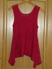 Tunika Verquer (ann2310de) Tags: knitting stricken seide bekleidung tunika