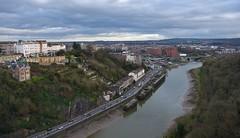 Bristol (Nige H (Thanks for 4m views)) Tags: city sky cloud nature river bristol landscape cityscape gorge riveravon avongorge