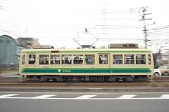 Tokyo Train Story  201626 (Tokutomi Masaki) Tags: japan train tokyo tram  2016