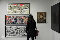 XX - Saatchi Gallery (s.butterfly) Tags: london xx van miss saatchigallery urbannation