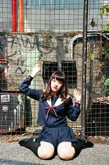 42380013 (WANGYANZHI) Tags: people cute art girl canon iso100 kodak taiwan 100 eos5     ektar  ximen 24mm105mm sgima   ektar100