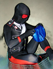 Swimcap breathplay in an Italian Law Enforcement zentai military uniform 1 (uomoragnolegato) Tags: white black guanti military tights rubber gloves cop latex hood agent masked spandex lycra catsuit maschera redstripes silicone swimmingcap zentai swimcap breathplay breathcontrol sbirro carabinier mascherato eyelenses italianlawenforcement asphyxyation