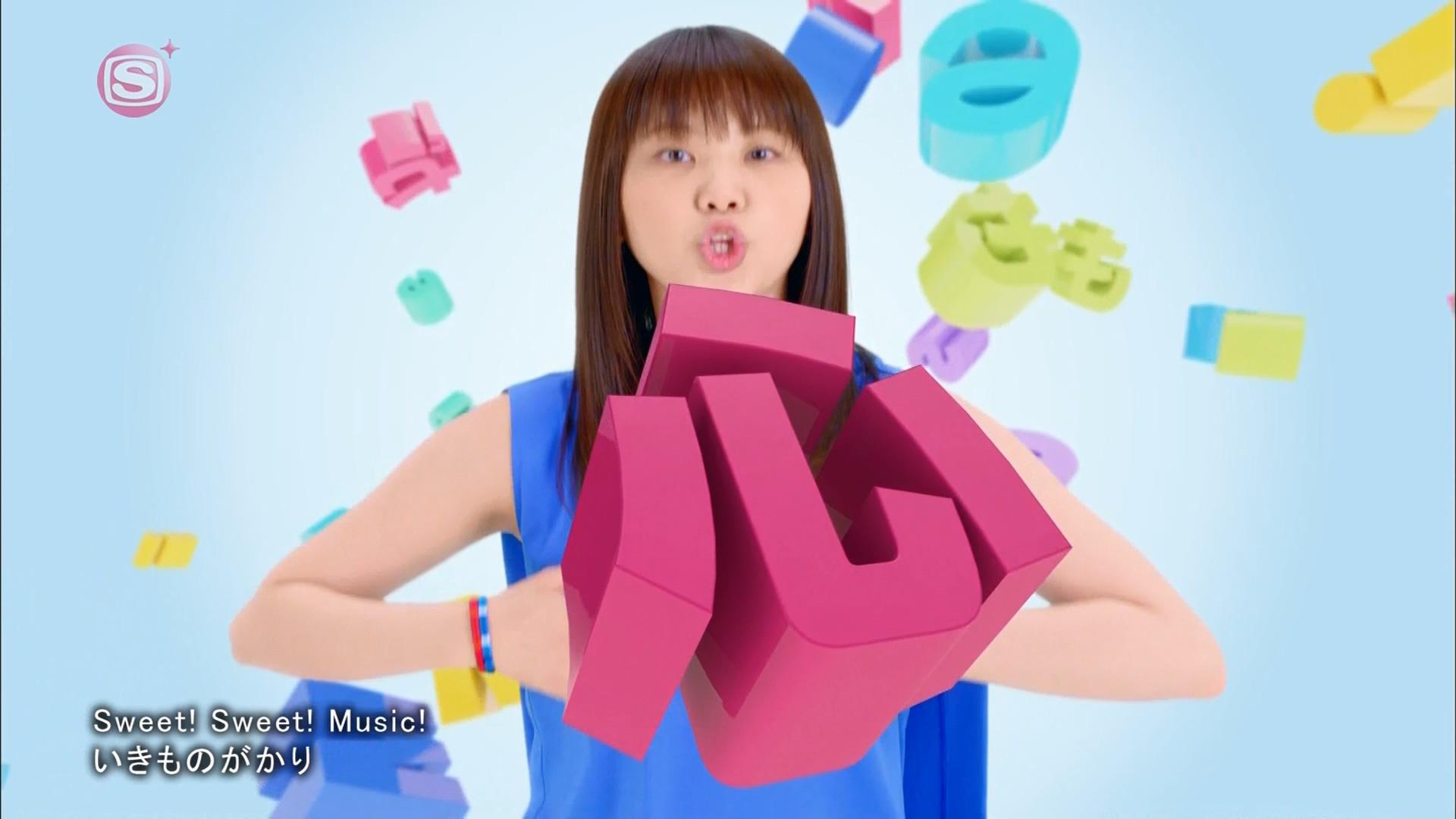 2016.03.16 いきものがかり - Sweet! Sweet! Music!(SSTVPlus).ts_20160316_225448.174