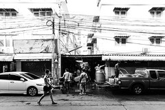 Bangkok Streets (SergMo Cutler) Tags: travel bar canon thailand reisen asia bangkok nightshoot watarun 6d skybar bestshot statetower sirocco bestphoto travelnerd travelphotographie travelthailand baiyoketower streetphotographie traveladdict reisefieber