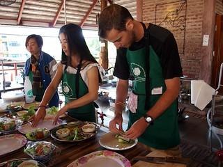 Chiang Mai, Cooking class