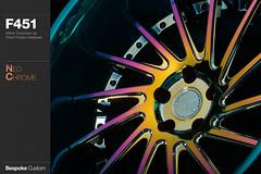 f451-neo-chrome (AG Wheels) Tags: wheel mirror design paint purple flat turquoise coat wheels profile deep prism powder chrome ag finish designs lip neo form reverse custom rim rims avant garde forged concave finishing avantgarde bespoke directional forging rotational powdercoat f451 concavity spec2 neochrome agwheels agform