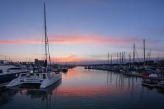 Harbor Island Sunset (George_Adkins) Tags: california sunset sailboat sandiego pacificocean harborisland sandiegoharbor