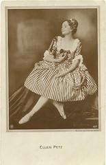 Ellen Petz (Truus, Bob & Jan too!) Tags: vintage ellen dance postcard dancer german actress postal npg postale cartolina carte binder petz postkarte ansichtskarte ansichtkaart postkaart tarjet alexbinder briefkarte ellenpetz
