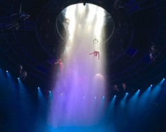 The Dream  Alien Abduction (jurvetson) Tags: show vegas dream le acrobatics wynn reve the lerve