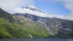 Norwegian landscape (suripreeti) Tags: travel mountains norway outdoor fjords geiranger