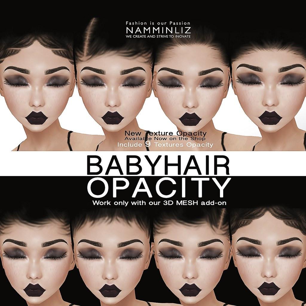 Imvu Baby Hair Opacity - 0425