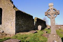 ballinasloe_147 (HomicidalSociopath) Tags: ireland cemetery architecture spring nikon crosses april ballinasloe d60