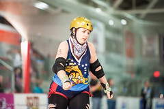 CNYRD_Wonder_Brawlers_vs_South_Shire_Battle_Cats_24_20160402 (Hispanic Attack) Tags: rollerderby battlecats srd cnyrd centralnewyorkrollerderby southshirerollerderby