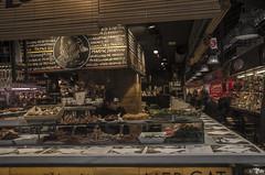 Boqueria14 (Il__Pelle) Tags: barcelona espaa spain nikon mercado tapas boqueria barcellona spagna mercat