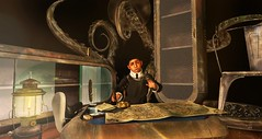 Cause You Just Might Get It... (Jinx Ulrik) Tags: map secondlife octopus dork thor naval tentacle jinx neptune th compass metronome nautilus excellence vrsion andrausthor jinxshipman
