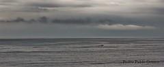 La nave va (Pedro Pablo Orozco) Tags: sol atardecer mar colombia cielo nubes sole ocaso poniente horizonte ocano ocanopacfico